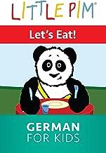 Little Pim: Let's Eat! - German for Kids