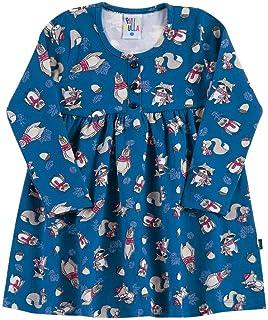 Vestido Rotativo Royal Primeiros Passos Menina Cotton 38612-516