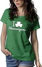 Green Drink Up Bitchs Tshirt - Shamrock St Patricks Day Shirts Women