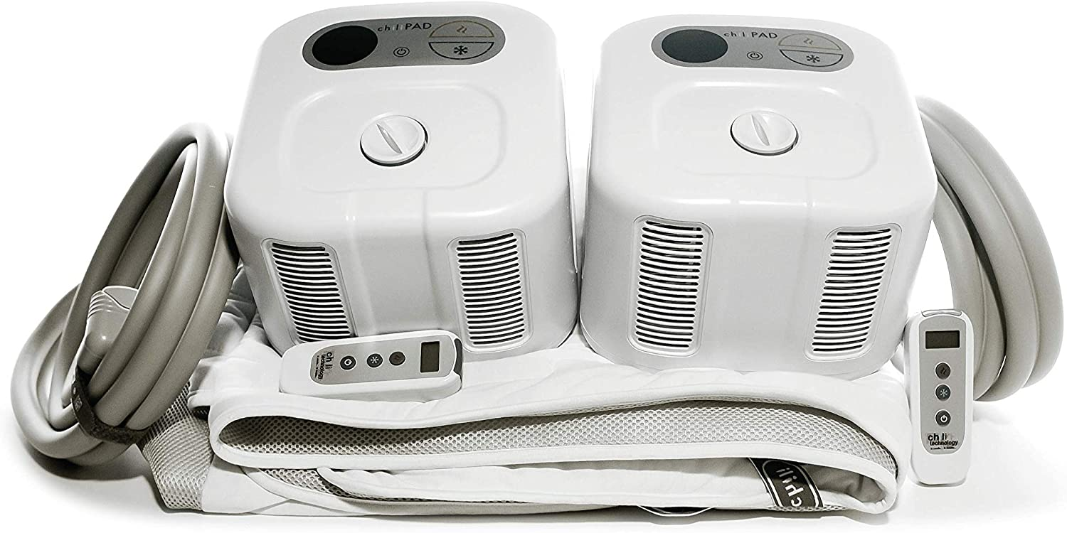 ChiliSleep Cube Sleep System - Classic ME and Heati Cooling Zones WE Manufacturer OFFicial shop