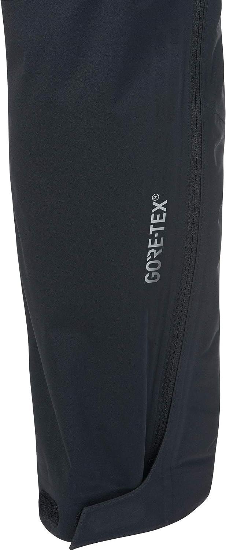 100059 GORE R3 GORE-TEX Active Pants GORE Wear Homme Pantalon de Course Imperm/éable Couleur: Noir Taille: XXL