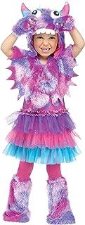 Fun World Costumes Baby Girl's Polka Dot Monster Toddler Costume