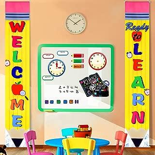 Best welcome preschool sign Reviews