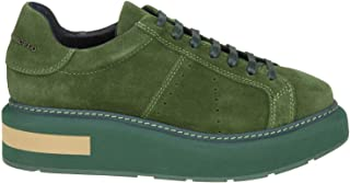 MANUEL BARCELÓ Luxury Fashion Womens ETNAREVERDE Green Sneakers | Fall Winter 19