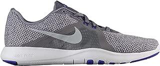 Nike W Flex Trainer 8 Womens 924339-005 , Gunsmoke/Metallic Silver/Atmosphere Grey, 7.5