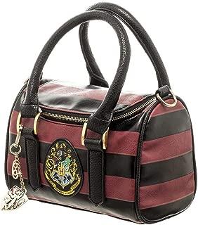 Hogwart's Crest Satchel Handbag with Charm