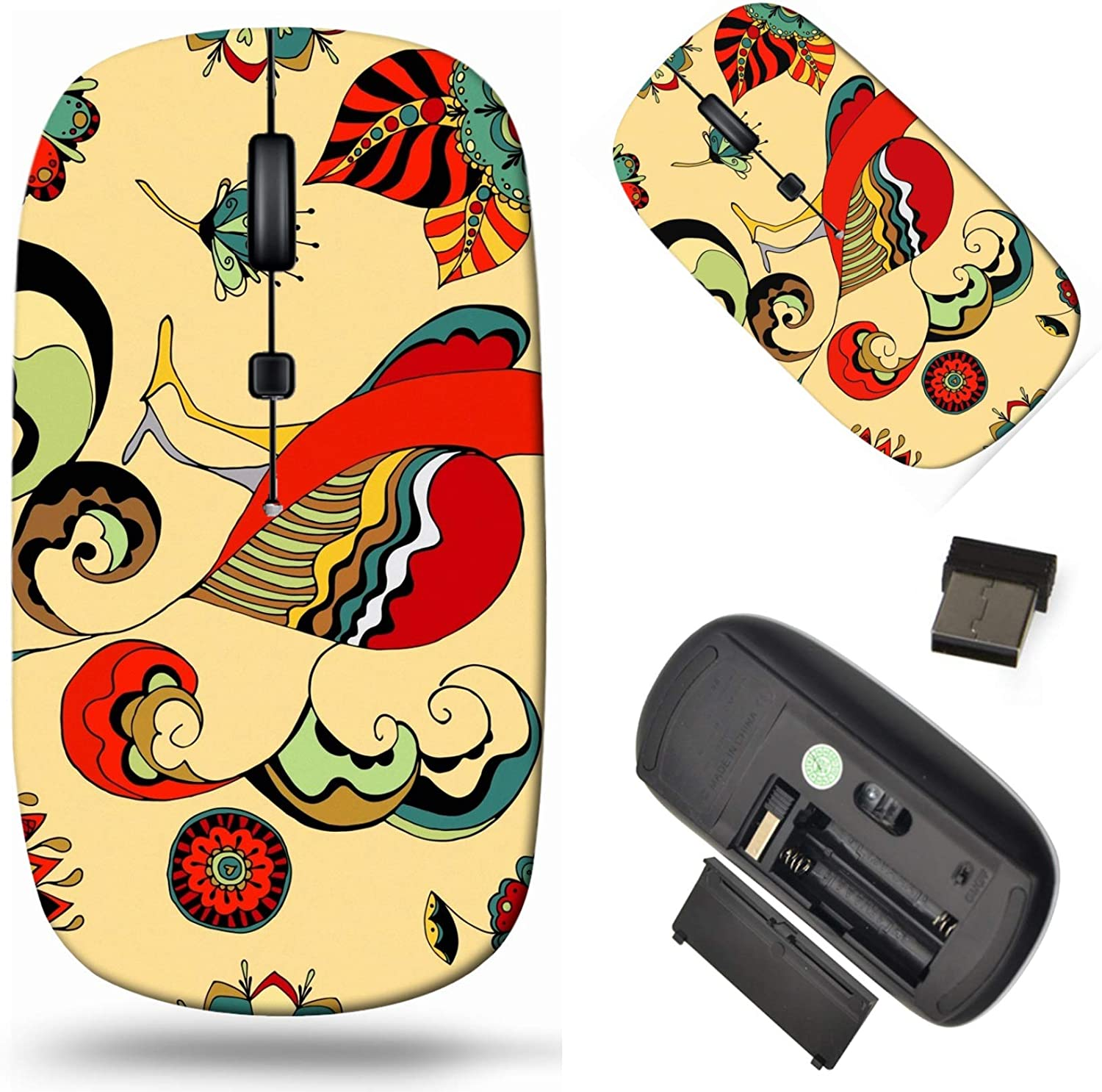 Weekly update Wireless Computer Mouse 2.4G with USB 70% OFF Outlet Cor Laptop Receiver