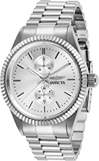 Invicta Men's Specialty Quartz Watch with Stainless Steel...