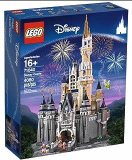レゴ(LEGO)  ディズニーシンデレラ城 Disney World Cinderella Castle 71040  と レゴディズニーミニフィギュア71012(2袋) 【セット販売】