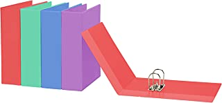 MARBIG(R) 6456601 Lever Arch Insert Vivid A4 Blue, Insert A4 Vivid Blue