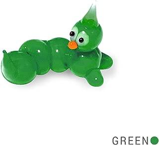 PAL The Caterpillar - Tynies Miniature Glass Figurine