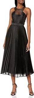 Women's Pleated Gown