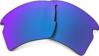 Oakley Flak 2.0 XL Repl Lens Sapphire Irid Pol Lenti di Ricambio per Occhiali da Sole, Multicolore, X-Groß Unisex-Adulto