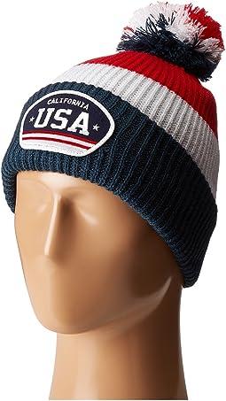 San Diego Hat Company - SLW3564 USA Beanie