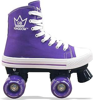 Amazon.es: patines 4 ruedas: Zapatos y complementos