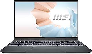 "MSI Modern 14 B11MO-034XIT, Notebook FHD 14"", Intel Core I3-1115G4, Intel Iris Xe, RAM 8GB DDR4, 256GB SSD M.2 PCIe, NO-OS..."