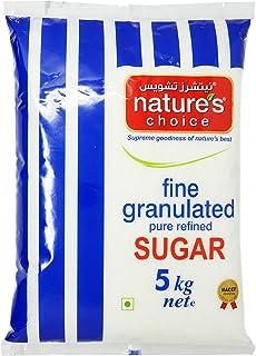 Natures Choice Fine Granulated Sugar - 5 kg