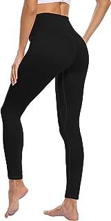 High Waisted Leggings for Women Butt Lift Tummy Control...