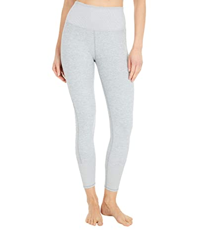ALO 7/8 Lounge Leggings (Zinc Heather) Women