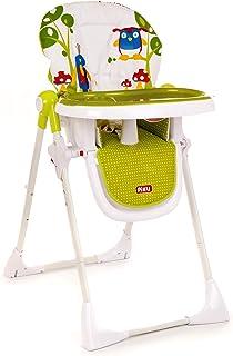 comprar comparacion Piku Twit-Twoo - Trona para bebés con bandeja regulable
