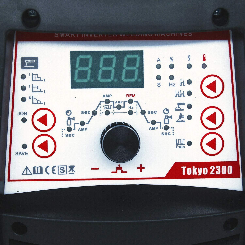 VECTOR Digital Tokyo 2300 Kombi - Aparato de soldadura profesional ...