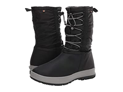 Bogs Snownights (Black) Women