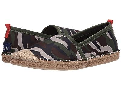 Sea Star Beachwear Beachcomber Espadrille Water Shoe (Toddler/Little Kid/Big Kid) (Camo) Shoes
