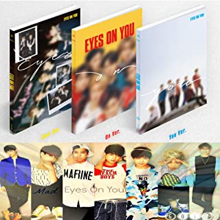 GOT7 Eyes On You Mini Album [EYES+ON+YOU ver.] Album CD Set + 3 Official Posters