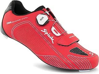 Spiuk Altube Road, Unisex Adult Shoe, Matte Red, 10 UK (43 EU)