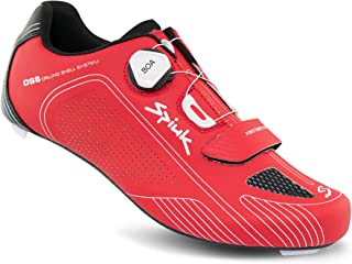 Spiuk Altube Road, Unisex Adult Shoe, Matte Red, 10 UK (43 EU)