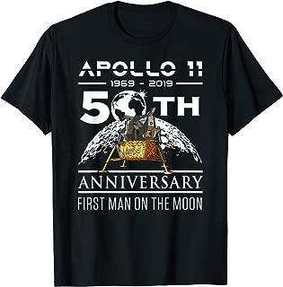 50th Anniversary Apollo 11 1969 with Lunar Lander