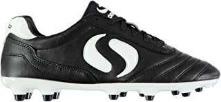 Kids Strike FG Childs Football Boots Firm Shoes