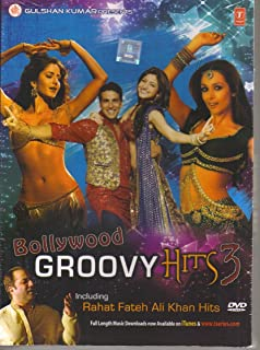 Bollywood Groovy Hits 3: Including Rahat Fateh Ali Khan Hits Songs