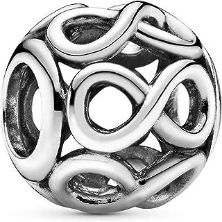 Thomas Sabo Femmes-Bead Karma Beads Argent Sterling 925 H/éliotrope facett/é vert K0090-652-6