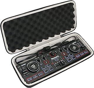 Khanka Hard Travel Case Replacement for Numark DJ2GO2 Touch Pocket DJ Controller