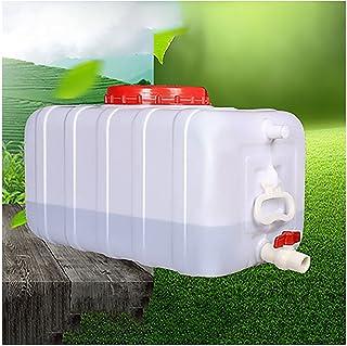 SSWZHANG Voyage Extérieur Camping Camping Water Resservoir Plastique Stockage Conteneur Baril à Eau Pure Seau en Plastique...