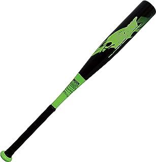 サクライ貿易 Promark(プロマーク) 野球 軟式 バット 小学低学年向け 66cm 390g ブラックxグリーン ATT-65BK J号球対応