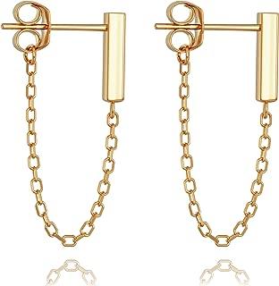 Best chain tassel earrings Reviews