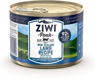 ZiwiPeak ジウィピーク キャット缶 ラム 185g