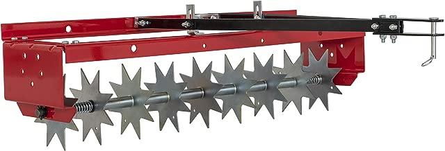CRAFTSMAN CMXGZBF7124336 36 Tow Spike Aerator, Red