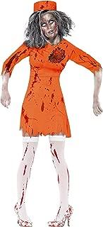 Women's Zombie Death Row Diva Costume