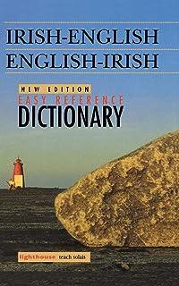 Irish-English/English-Irish Easy Reference Dictionary