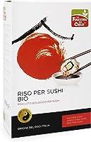 LA FINESTRA SUL CIELO Sushi Rice Riso Loto Bio X Sushi, 500 g
