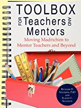 Toolbox for Teachers and Mentors: Moving Madrichim to Mentor Teachers and Beyond