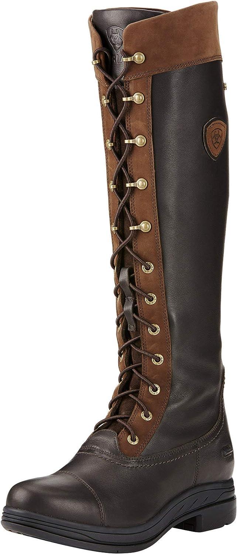 Ariat donna Coniston Pro Gore-Tex Insulated Leather stivali