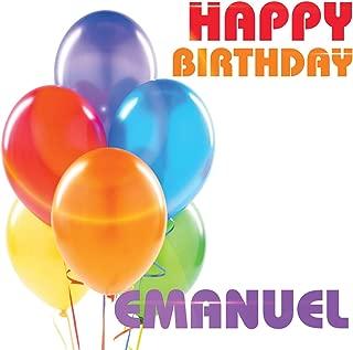 Happy Birthday Emanuel