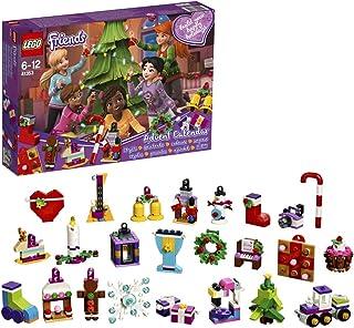 B-WARE LEGO Friends 41353 Adventskalender Weihnachtsschmuck Baukasten Bauset Toy