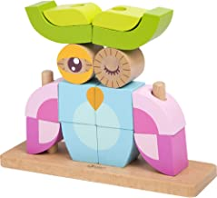 Classic World Owl Blocks Set (14 Piece)