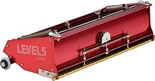 14-Inch Flat Box - LEVEL5 | Pro-Grade | Easy Clean | Drywall Sheetrock Gyprock Wallboard Finishing | 4-770