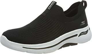 Skechers Performance Go Walk Arch Fit-Iconic, Zapatillas Mujer